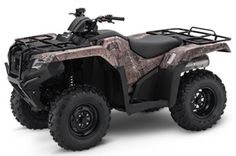 2016 FourTrax Rancher Overview - Honda Powersports