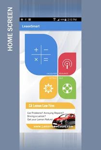 Car Lease Payment Calculator App  Android Ios Iphone Design