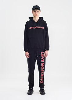 Love Moschino Uomo Spring/Summer 2017 pre collection - See more on www.moschino.com