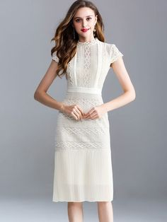 77678489607b0 22 Best white dress images in 2019