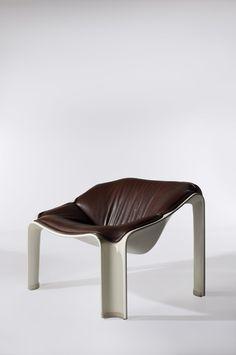 Pierre Paulin, 'Pair of Chairs, Model F301,' 1964, Demisch Danant