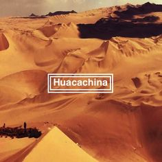 Huacachina oasis is located south of Lima, north of Nazca just a 10 minute drive from the desert city, Ica. How to get to Huacachina. Huacachina Peru, South America Travel, Future Travel, Bolivia, Ecuador, Oasis, Chile, Fishing, Places