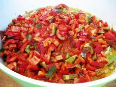 Salsa, Vegan, Homemade Food, Ethnic Recipes, Gastronomia, Canning, Salsa Music, Vegans