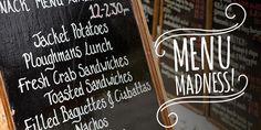 Marketing Your Restaurant: Is Your Menu Where It Should Be? Restaurant Marketing, Restaurant Owner, Helpful Hints, Menu, Social Media, Tips, Menu Board Design, Useful Tips, Social Networks