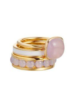 AC Colour 'Colour Theory' enamel rings.