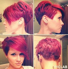 Short Hairstyles For Women - 1