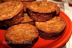 Classic Southern Pecan Pie Muffins