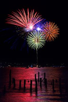 july 4th fireworks kemah