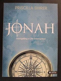 Priscilla Shirer Jonah Navigating a Life Interrupted Bible Study DVD in Everything Else, Religious Products & Supplies, Educational Materials   eBay