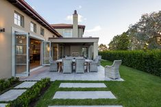 Albany Three on ArchiPro Amazing Spaces, Landscape Design, Exterior, Mansions, Interior Design, House Styles, Outdoor Decor, Architecture, Backyard Ideas