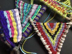 8 Beginner Weaving Projects for Kids Happy Hooligans Straw Weaving, Weaving For Kids, Weaving Art, Loom Weaving, Lessons For Kids, Projects For Kids, Crafts For Kids, Science Lessons, School Projects
