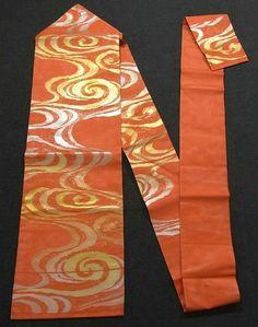 Obi #306119 Kimono Flea Market ICHIROYA