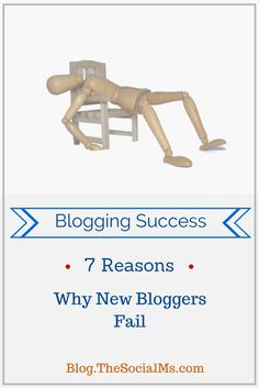 Yes, it is possible to build a successful blog, but there are many reasons why new bloggers fail. Here are 7 of them, you should avoid. Read more at http://blog.thesocialms.com/