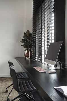 Small Office Design, Office Interior Design, Office Interiors, Office Designs, Interior Garden, Hotel Interiors, Kitchen Interior, Modern Interior, Kitchen Design