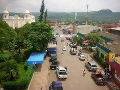 Central City Park, Esteli - Nicaragua