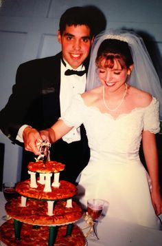 Why my marriage matters to my kids Pizza Wedding, Especially For You, Great Memories, Our Wedding Day, Ever After, Marriage, Pure Products, Bride, Meal