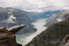 10 Of The World's Most Unbelievable Places