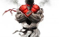 WALLPAPERS HD: Street Fighter V