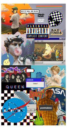 Hype Wallpaper, Trippy Wallpaper, Iphone Background Wallpaper, Retro Wallpaper, Dark Wallpaper, Cartoon Wallpaper, Black Aesthetic Wallpaper, Iphone Wallpaper Tumblr Aesthetic, Tumblr Wallpaper