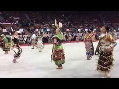 Women's Jingle Dress - 2015 Denver March PowWow
