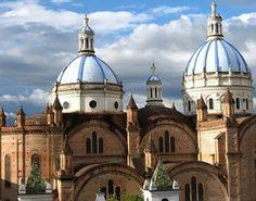 Centro Historico de Cuenca Informacion - Viajes Turismo Aventura y Lugares turisticos de Ecuador Playas