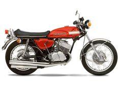 1970 Kawasaki H1 Mach III