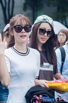 Girl's Day Sojin & Yura