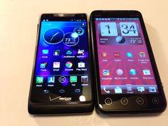 Motorola Droid Razr M vs. HTC EVO V 4G Review
