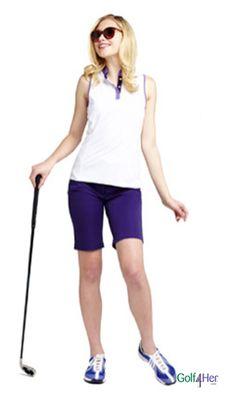 Ladies #Golf #OOTD #golf4her #ggblue