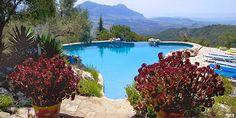 The main swimming pool at Finca El Nobo, Gaucin, Andalucia. Source: i-escapehiphideaway