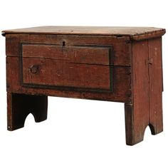 Red Painted Swedish Rustic Bench with Storage MATERIALS AND TECHNIQUES:Painted Wood, Painted CONDITION:Excellent WEAR:Wear consistent with age and use HEIGHT:17.7 in. (45 cm) WIDTH:25.5 in. (65 cm) DEPTH:11.8 in. (30 cm) SEAT HEIGHT:17.7 in. (45 cm) DEALER LOCATION:New York, NY | From a unique collection of antique and modern benches at https://www.1stdibs.com/furniture/seating/benches/
