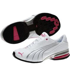 I have these in gray and white....love these shoes....so comfortable :)
