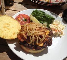 The Devastator Burger Quest – Red Dog Saloon Red Dog, Beef, Food, Meat, Essen, Meals, Yemek, Eten, Steak