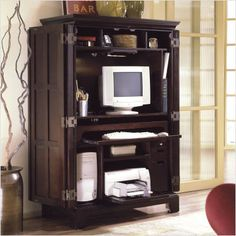 1000 Images About Computer Cupboards On Pinterest