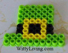 kids crafts st patricks day perler beads