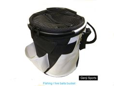 Genji Sports fishing waist bucket -- Check out the image by visiting the link.