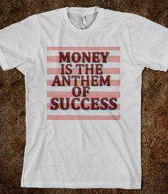 Money is the Anthem #lanadelrey #money #national anthem #america #fashion #style #cute #red #stripes #lana