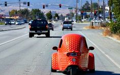 A golf ball on wheels and other new automotive innovations