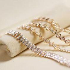 Rhinestone Bracelet from #YesStyle <3 Love Generation YesStyle.com