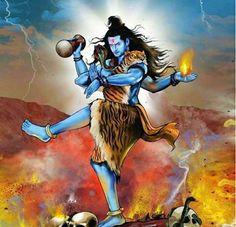 Maha Shivaratri is a famous Hindu festival celebrated each year in reverence of Lord Shiva. Here is Maha Shivratri Vrat Katha in Hindi to please Lord Shiva. Rudra Shiva, Shiva Shakti, Shiva Hindu, Hindu Deities, Lord Shiva Hd Wallpaper, Angry Lord Shiva, Shiv Tandav, Lord Shiva Hd Images, Lord Mahadev