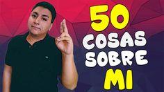 50 COSAS SOBRE MI by Villebrothers