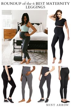 All in favor of a national holiday dedicated to LEGGINGS raise yo' hands 🙌🏽  We can all sit around and talk about how much we love being comfortable while eating ice cream because STRETCHY.PANTS. Today on the blog, I've got the full round up of the best maternity leggings on the market in every price point. And guess what? Most of them come in non-maternity as well, because, who doesn't love a legging? Read about it all on mintarrow.com #baby #maternity #maternityleggings Long Tunic Tops, Long Tops, Best Maternity Leggings, National Holiday, Baby Bump Style, Eating Ice, Black Satchel, Price Point, Fall Jackets