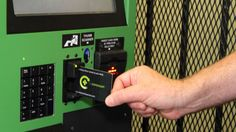Autospense vending machine offers high-security solution for managing medical marijuana