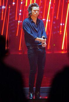 Harry tonight