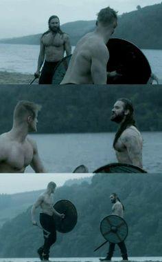 Rollo vs. Bjorn - Vikings (season 2)