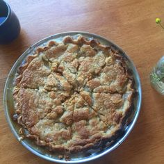 [Homemade] Dutch Apple Pie #food #foodporn #recipe #cooking #recipes #foodie #healthy #cook #health #yummy #delicious