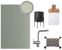Trend Sage er en delikat støvet grønnfarge som skaper en behagelig ro i rommet.