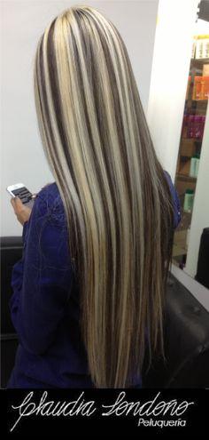 Mechas de raiz a puntas Hair Color Balayage, Hair Highlights, Ombre Hair, Low Lights Hair, Light Hair, Burgundy Blonde Hair, Multicolored Hair, Hair Color And Cut, Beautiful Long Hair