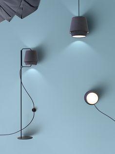 Elements, lámparas de Note Design Studio para Zero | Experimenta
