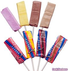 BB Bats- anyone else remember getting these from the penny candy shelf at Ben Franklin?